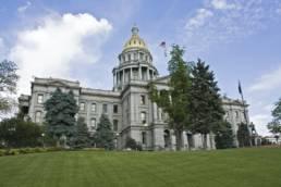 Denver, Colorado - State Capitol